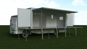 Gig Rig Mobile Stage Hire Scotland