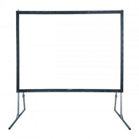 10x7 projector screen hire