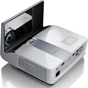 Short throw projector hire