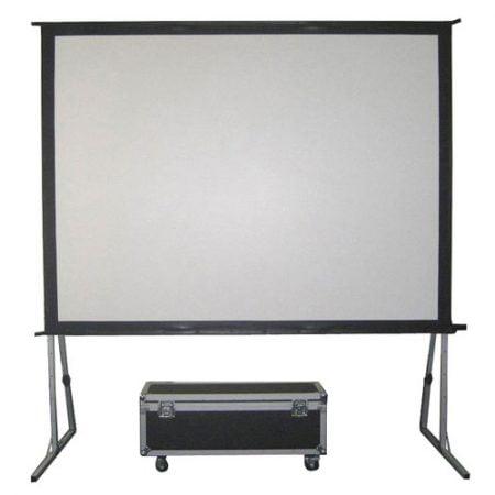 8x6 projector screen hire