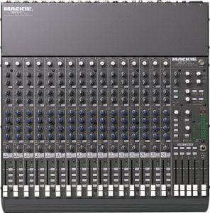 Mackie 1604-VLZ Mixing Desk Hire