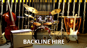 Backline Hire