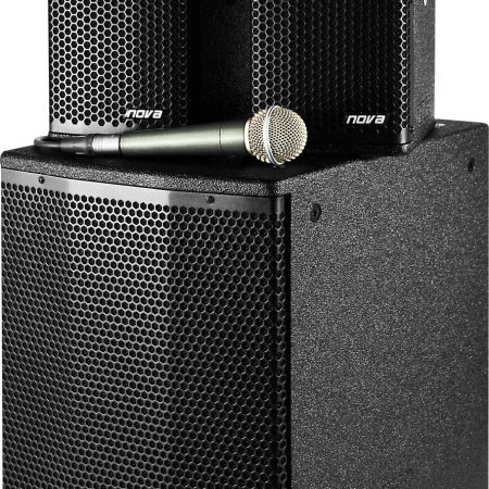 NOVA L5 with SUB Speaker Hire