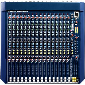 Allen & Heath Mixwizard 16:2 Mixing Desk Hire