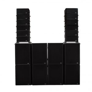 NOVA Elite Plus Line Array Hire