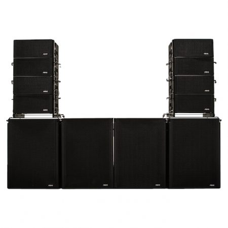 NOVA Elite Line Array Hire