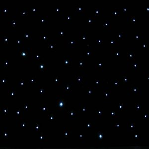 6m x 3m star cloth hire