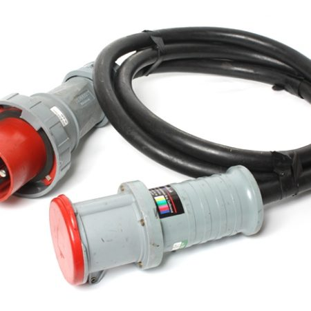 3 Phase 63 Amp Cable Hire