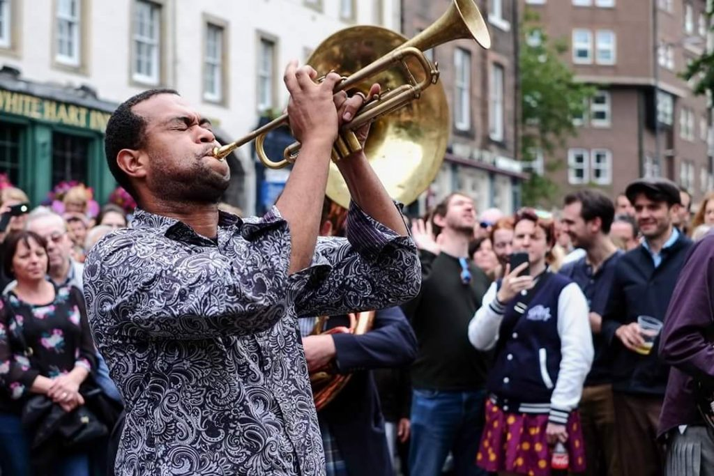 Edinburgh Jazz Festival is a huge success
