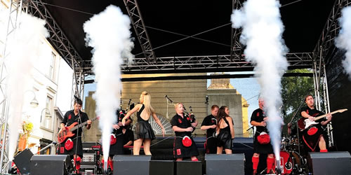 Event Stage Hire & Stage Rental   UK Stage Hire