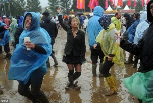 Plan for bad weather at your event