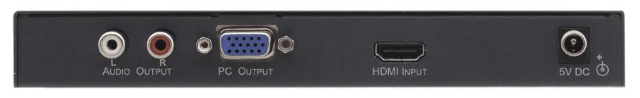 Kramer HDMI to VGA convert Hire