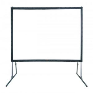 10x7 projector screen hire