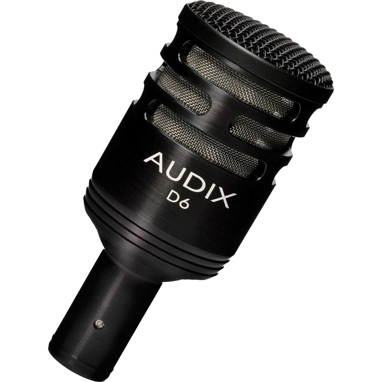 Audix D6 Hire