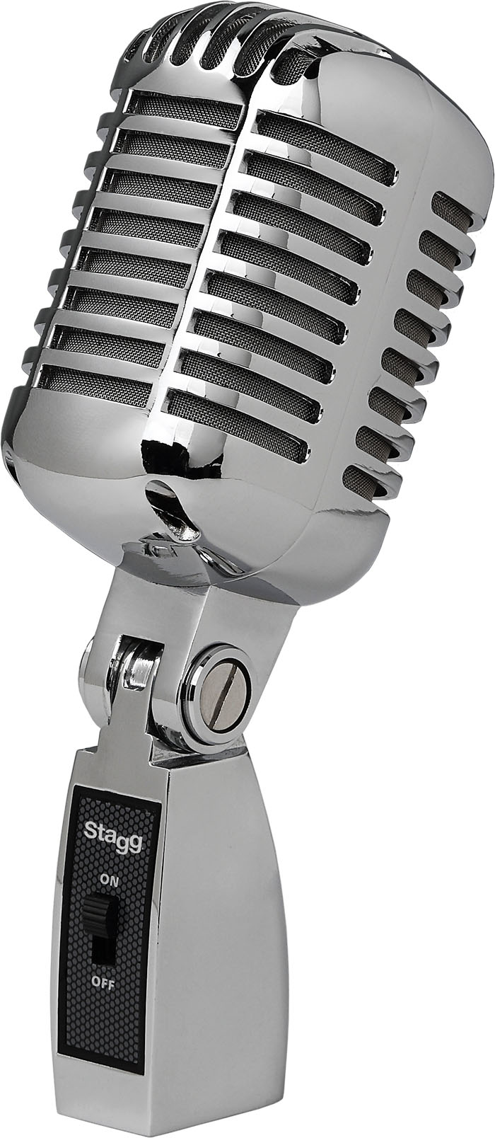 50's style microphone hire