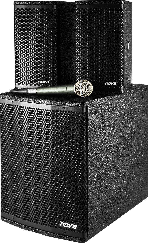 NOVA L5 with SUB Speaker Hire