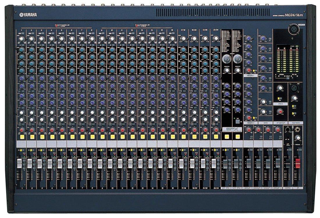 Yamaha MG24/14FX Mixing Desk Hire